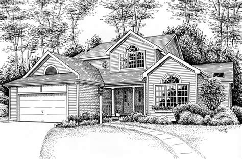 drawing of houses most beautiful drawing in the world how to draw a