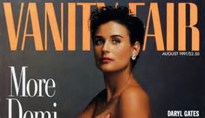 Vanity Fair Vip by Vanity Fair 30 Couvertures Mythiques Du Magazine Avec Demi Et Carla Bruni Sarkozy L Express
