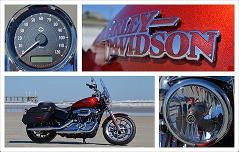 2014 Harley Davidson SuperLow 1200T Review