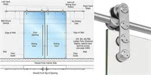Fixed Bath Shower Screens laguna series double sliding door wall mount installation