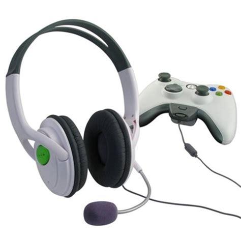 Headphone Xbox 360 xbox 360 professional headphones with mic