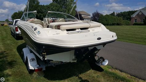 used sea ray boats for sale nj 2004 used sea ray 200 select bowrider boat for sale