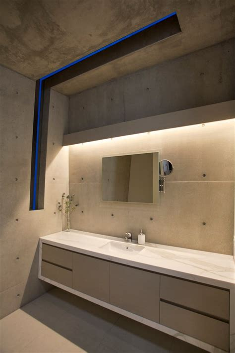beach bathroom lighting bathroom lighting coolum bays beach house in queensland
