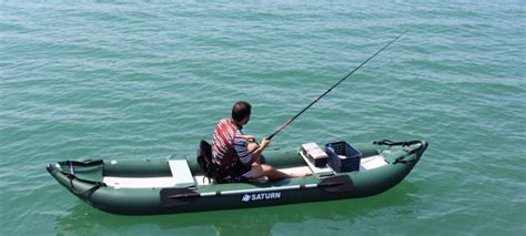 inflatable boat for saltwater fishing the best inflatable fishing kayak