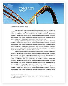 index card roller coaster templates pdf roller coaster letterhead template layout for microsoft