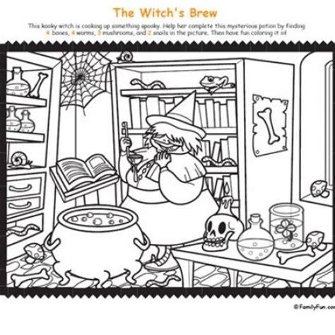 printable hidden pictures halloween 17 best images about halloween kids activities on