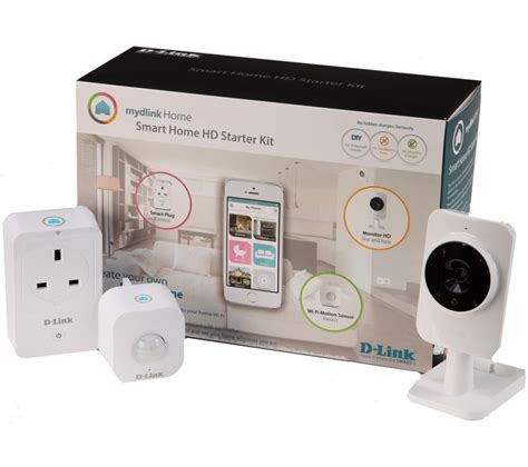 d link mydlink home smart home hd starter kit deals pc world