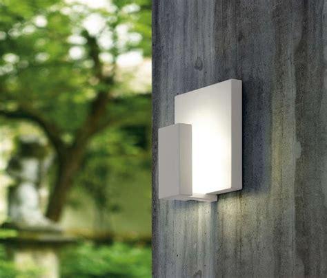 illuminazione led da esterno lade da esterno foto design mag