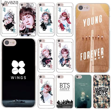 Bts Never Walk Alone Iphone Iphone 6 7 5s Oppo F1s Redmi S6 lavaza bts bangtan boys you never walk alone bts cover for apple iphone 8 7 6 6s plus