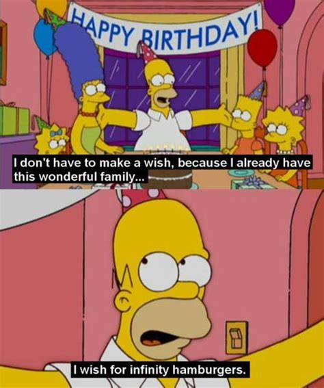 imagenes de happy birthday de los simpson simpsons birthday quotes quotesgram