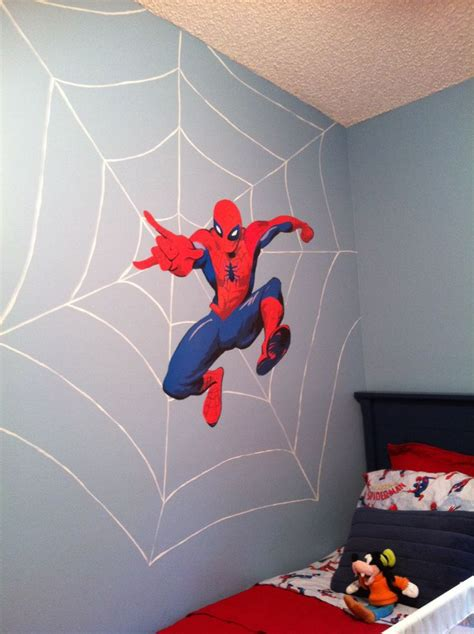 spiderman decorations for bedroom best 25 spiderman bedrooms ideas on pinterest spiderman