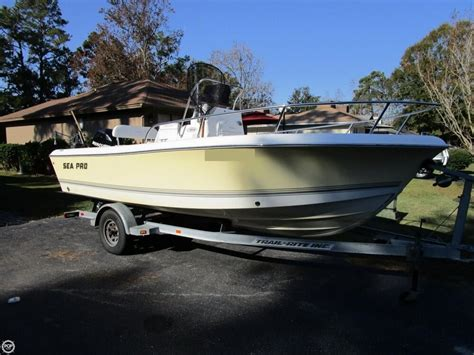 sea pro boats for sale in nj used center console sea pro boats for sale 3 boats