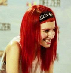 ugly bang hair paramore hayley williams on pinterest hayley