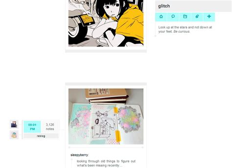tumblr themes zeloid themes by mariel