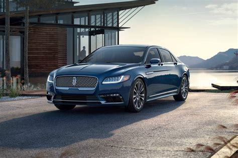 lincoln lincoln 2018 lincoln continental pricing for sale edmunds