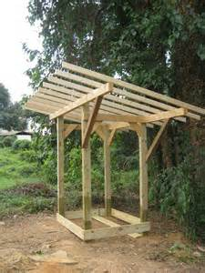 shed roof shed roof framing outdoor kitchen pinterest