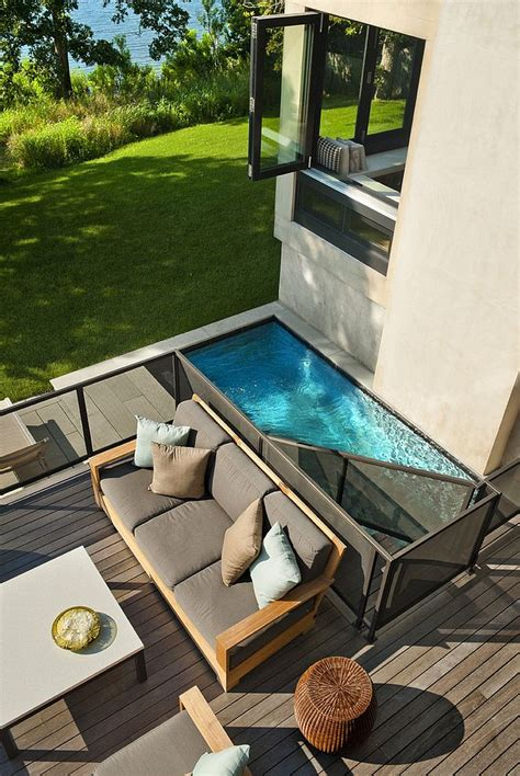 Small Space Living Ideas by 23 Small Pool Ideas To Turn Backyards Into Relaxing Retreats