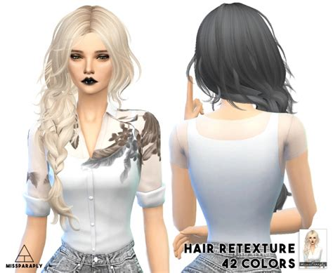 Hair Style Tools Name For Networking by Maysims 43 Hair Retexture At May Sims 187 Sims 4 Updates