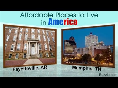 cheapest places to live in usa 10 cheapest places to live in america you didn t know