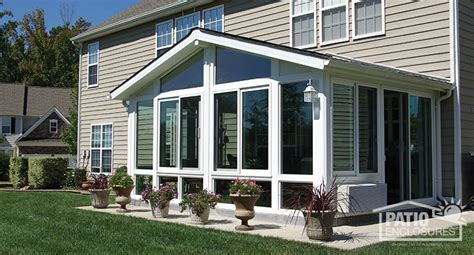 How Much Does An All Season Room Cost What Are The Benefits Of Adding A Sunroom