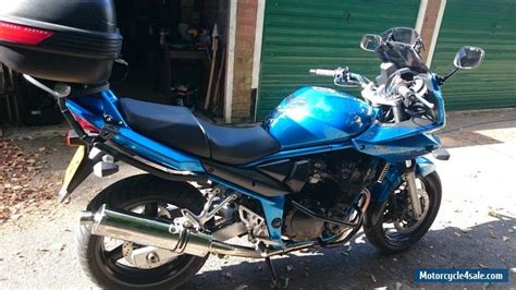 Suzuki Motorcycles Sa 2006 Suzuki Gsf For Sale In United Kingdom