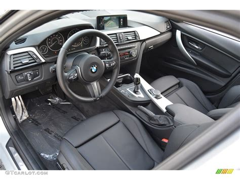 Bmw 328i Interior by 2015 Bmw 3 Series 328i Xdrive Sedan Interior Color Photos
