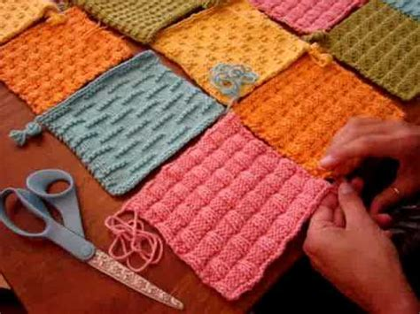Part 1: How to seam the Dream Catcher Baby Blanket   YouTube