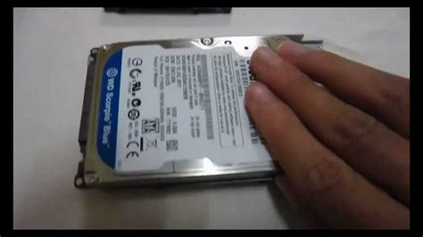 how to replace disk hdd asus notebook a43s series