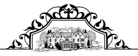 Wedding Venue Clipart by Twickenham House Home
