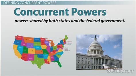 concurrent powers definition exles lesson