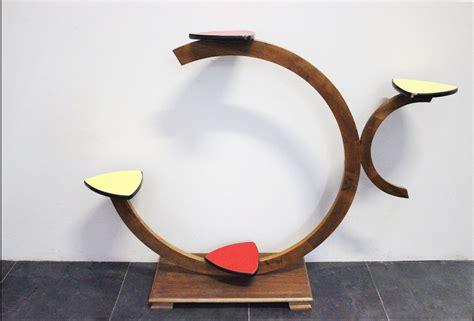 porta vasi in legno portavasi in legno anni 60 marco polo antiques