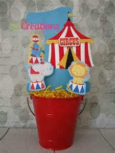 circus theme centerpieces circus centerpiece