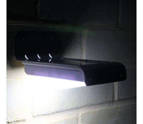 solar led motion sensor light secure your home and the environment with your frostfire
