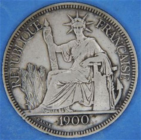 1 oz silver one dollar 1900 coins world asia other price and value guide