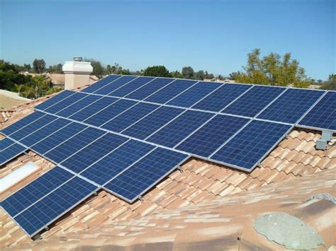 electrical installing solar panels for your house solar