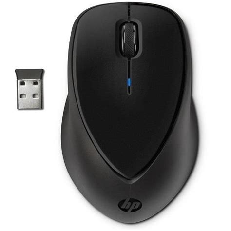 hp comfort grip wireless mouse macmall hp inc comfort grip wireless mouse h2l63aa