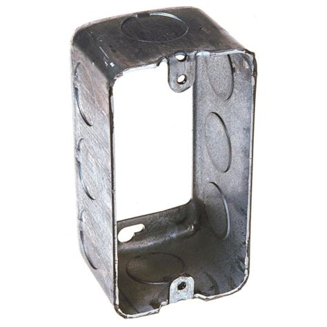Electrical Ceiling Box Extender by Shop Raco 1 Silver Steel Interior New Work Work