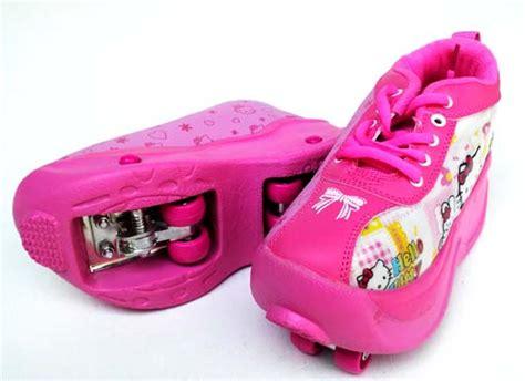 Info Sepatu Roda detail sepatu roda dua hello toko bunda