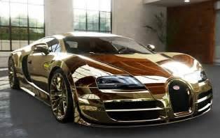 Gold Bugatti Cost