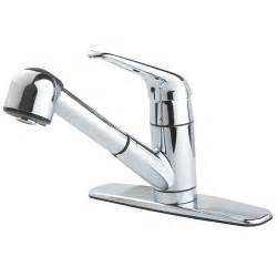 Grohe Kitchen Faucet Installation robinet de cuisine 224 bec r 233 tractable rona