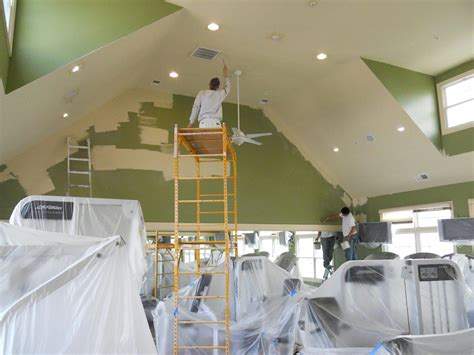 work commercial painting houston