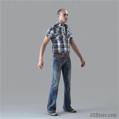 Free 3d Models For Cinema 4d free 3d model cinema 4d human rigged 3d