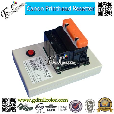 resetter canon r230 aliexpress com buy reset pf 05 printhead resetter for