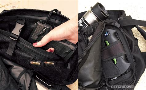 Gun Bag Tss2t review allen s w lite tactical sling pack recoil offgrid