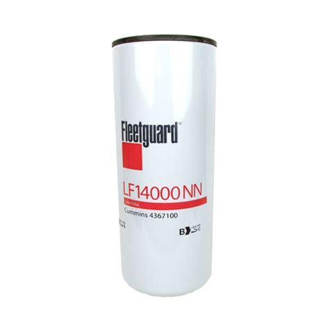 Lube Filter Lf9080 Fleetguard fleetguard lf14000 lube filter replaces lf9080 qsm11 seaboard marine