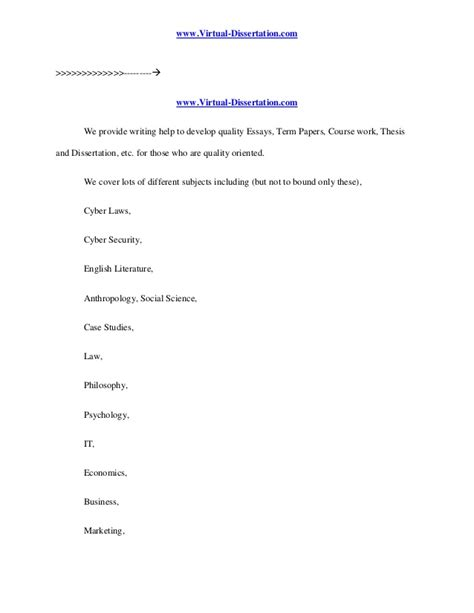 marketing dissertation marketing dissertation structure