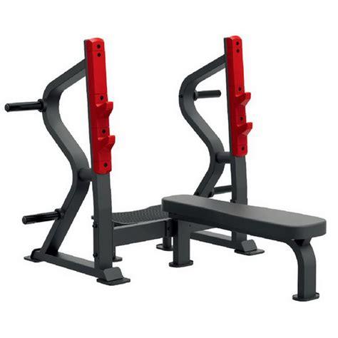 bench press plates bodytastic escalate sl7028 flat olympic bench press