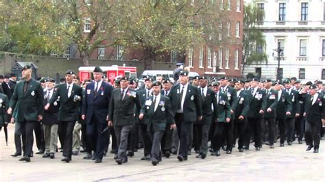 Royal Green remembrance day 2015 royal green jackets