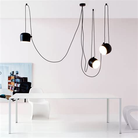 Flos Pendant Lights Flos Aim Small Led Pendant L