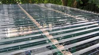 Clear Roofing What You Need To About Clear Polycarbonate Roofing